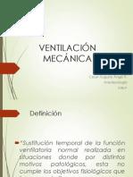 Expo de Ventilación Mecánica