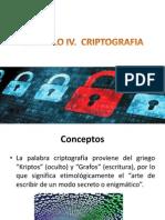 Cap 4 Criptografia