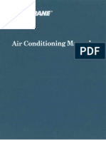 Trane Air Conditioning Manual Part-1