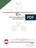 Guia Organigramas