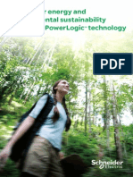 Energy and Environmental Sustainability Goals With Powerlogic