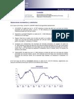 Resumen Informativo 20 2014