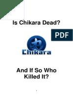 Chikara is It Really Dead