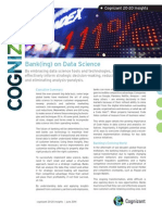 Bank(ing) on Data Science