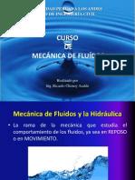 Introducción Mecánica de Fluidos - Sección I - 08.04.2013
