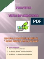 Proyecto Virus Informáticos