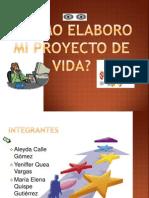 Proyecto de Vida Diapositivas