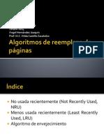 Algoritmos de Reemplazo de Páginas (1)