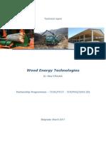 Wood Energy Technologies