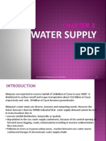 CHAPTER 3- Water Supply