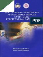 Buku Panduan Pengurusan PSS Utk GPM