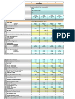 Cma Data Blank