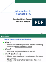 Fault Tree Analysis Slides