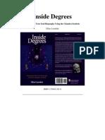 Ellias Lonsdale - Inside Degrees
