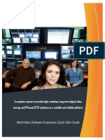 MatriVideo Software Evaluation Quick Start Guide