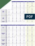 2014 Weekl014 Weekly Calendar Monday.docy Calendar Monday