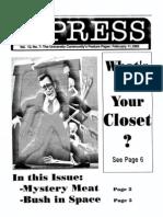 The Stony Brook Press - Volume 13, Issue 7