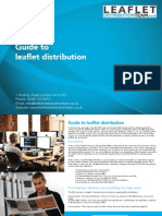 Leaflet Distribution Guide