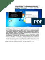 PC Fara Malware Si Troieni