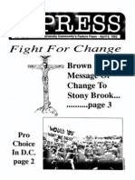 The Stony Brook Press - Volume 13, Issue 11