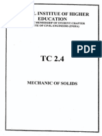 TC-2.4, Strength of material, Diploma Civil