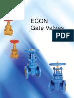 Econ Gate Valves