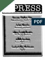 The Stony Brook Press - Volume 14, Issue 2
