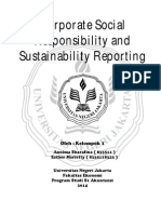 Corporate Social Responsibility and Sustainability Reporting Dalam Etika Profesi Akuntan
