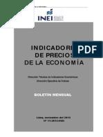 5.Indicadores Precios de La Economía