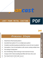 Foamcast - Process Presentation