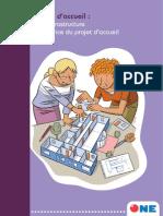 Brochure Creche
