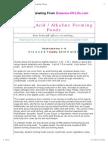 List of Acid - Alkaline Forming Food Items