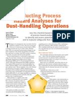 DustHazard Analysis