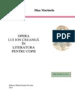 Opera Lui Ion Creanga in Literatura Pentru Copii._encryped