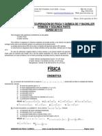Ejercicios Recuperacion Fisica-quimica Pendientes 2ºbach 2011-12