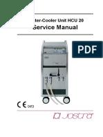 HCU20Senglish Service Manual