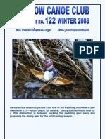 Newsletter 122 Winter 2008 04