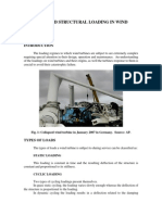 Dynamics and Structural Loading in Wind Turbines