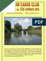 Newsletter 124 Summer 2009 02