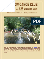 Newsletter 125 Autumn 2009 03