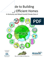 Guide to Building Energy Efficient Homes 215pages