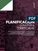 Libro 1 - Planificación Estratégica Territorial