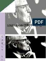 Loius I Kahn