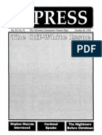 The Stony Brook Press - Volume 15, Issue 4