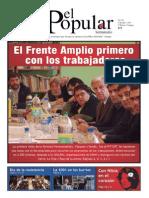 El Popular 274 PDF Órgano de prensa del Partido Comunista de Uruguay
