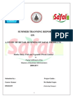 Safal Project Document