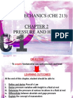 Chapter 2 Pressure and Head