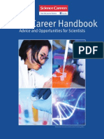 2014 Career Handbook 2014