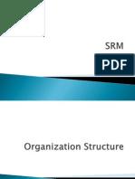 SRM Orgstructure