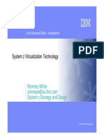 System z Virtualization